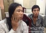 Hai con nghiện giả vờ mua điện thoại để cướp