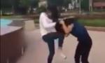 Clip: Nữ sinh bị đánh hội đồng dã man