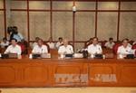 Bộ Chính trị cho ý kiến về việc chuẩn bị Đại hội Đảng bộ Công an Trung ương
