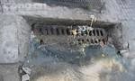 Quán 'Ốc ngã 7' chiếm dụng lề đường, gây mất vệ sinh