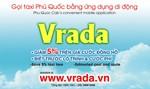 Huyện đảo đầu tiên tại Việt Nam có taxi cảm ứng Vrada