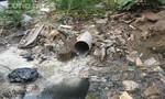 Xả nước thải gây ô nhiễm kênh