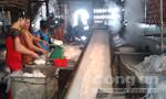 Nông dân học lớp 5 chế tạo máy làm bánh hỏi tự động xuất sang Mỹ