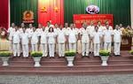 Đồng chí Thiếu tướng Lê Đông Phong được bầu làm Bí thư Đảng uỷ CATP Hồ Chí Minh