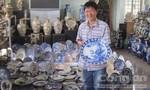 """Nhà sưu tập Đinh Công Tường nhận kỷ lục """"người có số lượng đĩa cổ nhiều nhất Việt Nam"""""""