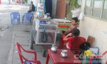 Hàng quán kinh doanh ế chỏng chơ trước cổng bệnh viện Đa khoa Đồng Nai cũ