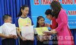 TP.HCM trao 183 suất học bổng Nguyễn Đức Cảnh cho học sinh nghèo, học giỏi