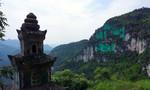 Trùng Khánh: Sơn xanh cả vách núi cho hợp phong thủy?