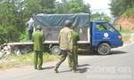 Bắt quả tang xe của Trung tâm VHTT Đà Lạt đổ trộm rác thải