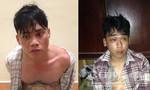 Trinh sát bắt hai anh em ruột đi trộm xe máy