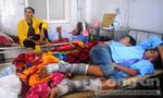Tai nạn hy hữu, 75 người nhập viện chữa bỏng