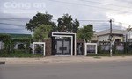 Che chắn biệt thự thực nghiệm hiện trường thảm sát 6 người ở Bình Phước
