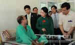 Bệnh nhân nghèo vơi bớt khó khăn nhờ Bệnh viện vệ tinh