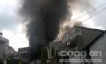 Hỏa hoạn thiêu rụi 10 phòng trọ