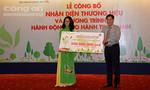 Tài trợ nửa tỷ đồng để trồng cây xanh trên địa bàn TP.HCM