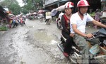 Quốc lộ 48B xuống cấp thảm hại
