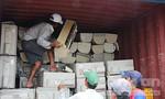 Mở niêm phong 3 container nghi hàng lậu của công ty Nam Phương Luxury