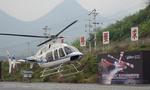 Trung Quốc: Rơi trực thăng, 4 người thiệt mạng
