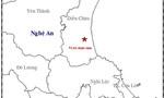 Nghệ An: Động đất 3,6 độ richter gây rung lắc ở huyện Diễn Châu