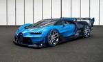 Quái vật Bugatti Vision Gran Turismo có thể đạt vật tốc trên 400km/h