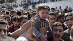 Người Trung Đông vượt Balkan để vào Đức