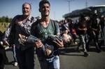 Serbia lên tiếng về vấn đề người di tản