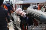 Tìm thấy thêm một thi thể nạn nhân trong vụ nổ tàu cá trên biển Vũng Tàu
