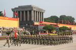 Những cảm xúc tự hào về lễ diễu binh và diễu hành trong ngày Quốc khánh 2-9