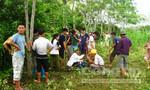 Người dân bàng hoàng thấy xác chết đang phân hủy bên khe suối