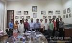 Đoàn đại biểu nhà báo Lào thăm báo Công an TP.HCM