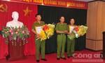 Chủ tịch nước tặng huân chương Quân công cho lãnh đạo Tổng cục Cảnh sát