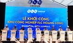 Phó Thủ tướng ấn nút khởi công khu công nghiệp đa ngành tại Thanh Hóa