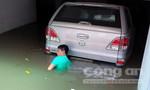 Thủ đô Hà Nội lại chìm trong biển nước