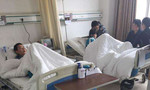 Gần 200 học sinh nhập viện do ngạt khói diễn tập