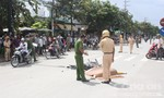 Nữ sinh chết thảm dưới bánh xe bồn tại giao lộ tử thần