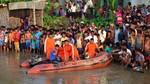 Ấn Độ: Lật thuyền trên sông Kolohi, 50 người mất tích