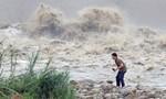 Đài Loan tan hoang sau bão Dujuan