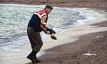 Tấm ảnh khiến cho châu Âu phải im lặng