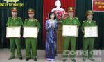Khen thưởng 40 triệu đồng cho Ban Chuyên án