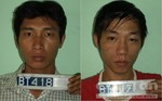 Khó xử lý hai tên cướp vì không tìm ra bị hại