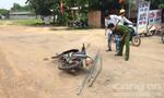 Vác thanh sắt khi chạy xe, một thanh niên chết thảm