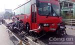 Clip: Nhân chứng kể lại vụ xe khách Phương Trang tông 7 xe máy