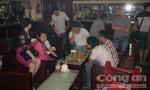 Đột kích tụ điểm đánh bạc lớn ở khu cà phê Bắc Hải