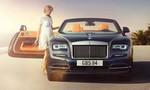 Rolls-Royce Dawn chính thức ra mắt