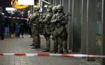 Đức kịp thời ngăn chặn khủng bố tại hai nhà ga trong đêm Giao thừa