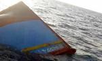 Chìm tàu cá ngoài khơi, 14 thuyền viên thoát chết