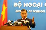 Việt Nam yêu cầu Đài Loan chấm dứt ngay việc vi phạm chủ quyền của Việt Nam