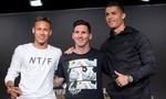 Ronaldo muốn có chân trái của Messi