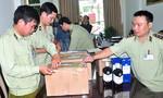 Nhiều hàng lậu do Trung Quốc sản xuất bị phát hiện dịp cuối năm