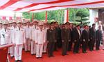Dâng hương tưởng niệm 100 năm ngày sinh cố Bộ trưởng Bộ Công an Trần Quốc Hoàn